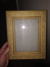 Beautiful Yellow Floral Picture Frame Chantilly