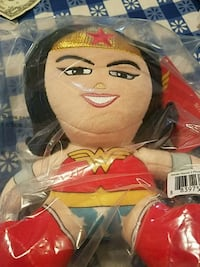 Wonder Women Plush doll