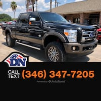 2015 Ford Super Duty F-250 King Ranch Houston, 77025