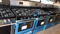 New Frigidaire stainless steel gas stove 6 months warranty Baltimore, 21224