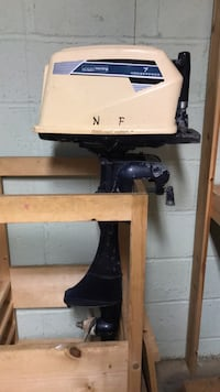 7hp outboard Arnold, 21012