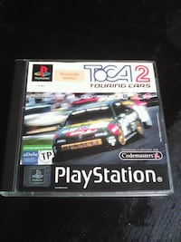 PS one Toca 2 touring cars