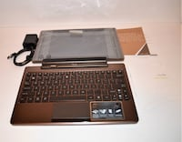 Asus Eee Pad Transformer Tablet with Keyboard Bellflower