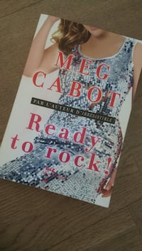 Meg cabot ready to rock book