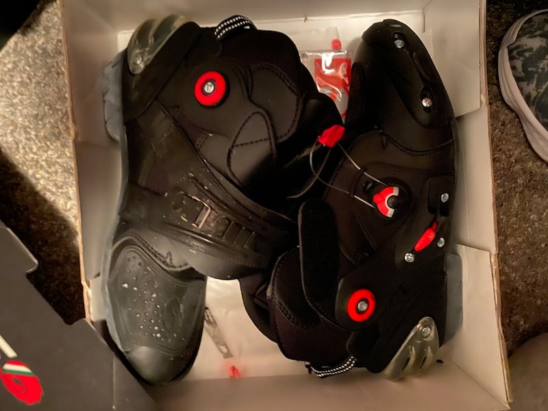 SIDI Motorcycle Boots 0