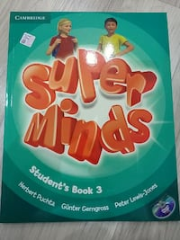 Super Minds Students Book 3