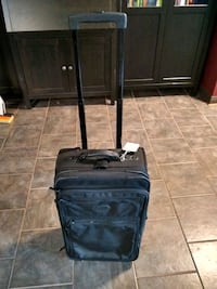 Kirkland Cordura Carry-on Roller Luggage