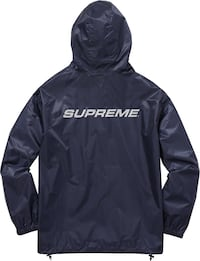 Supreme Ripstop Packable Pullover w/Matching bag Salt Lake City, 84108