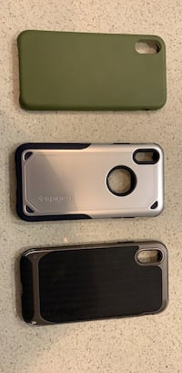 IPhone X cases $20 for all or $10 bucks each Scottsdale, 85251