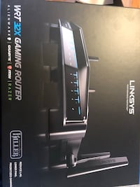 Linksys WRT32XB Router null