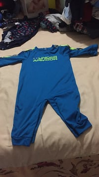blue and green Under Armour overalls Hialeah, 33012