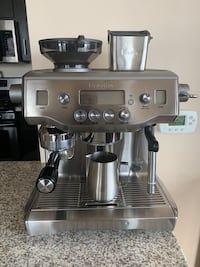 Gently used Breville Oracle
