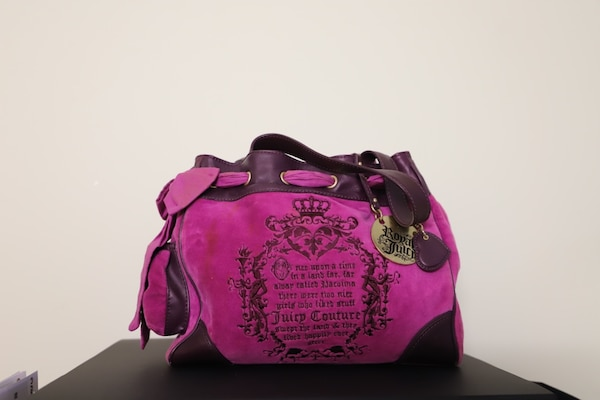 Pink Juicy Couture Purse