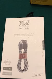 Native union premium micro USB cable  Milton, L9T 0Y6