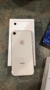 Never used Rose gold IPhone 8  Elmira, N3B 2S8