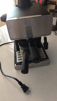 Espresso maker- works great! Herndon, 20170