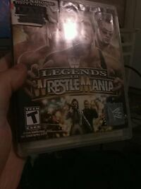Wwe legends of wrestle mania game