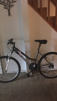 Black and gray hardtail mountain bike Clearwater, 33764
