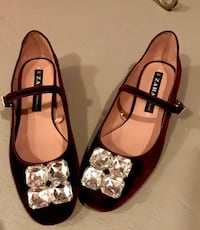 Zara mary jane shoes size US8 almost new condition Edmonton