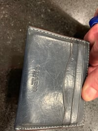 Coach Men's Wallet Toronto