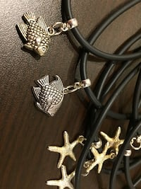 Price for one Handmade star fish necklace/choker Lutherville Timonium, 21093