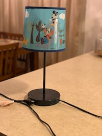 Mickey Mouse & Friends Lamp