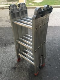 Ladder ( light weight ) scaffolding (NO HAGGLING PRICE IS FINAL) Mississauga, L4Y 2A6