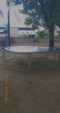 Outdoor Trampoline large
