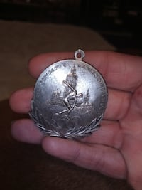 1948 Olympic games medal London