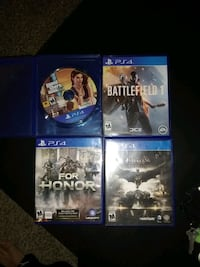 PS4 Games  El Cajon, 92020