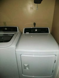 white washer and dryer set Clinton, 37716