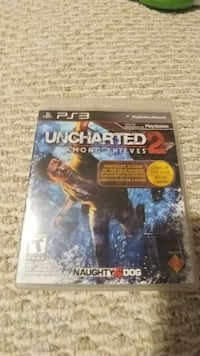 ps3 uncharted among thieves 2 Peterborough, K9H 5G9