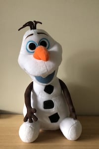 Frozen Olaf doll medium size (30cm tall) Richmond, V6Y 4H3