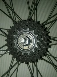 Shimano by via 6 speed rim Citrus Heights, 95610