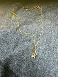gold-colored chain necklace Cambridge, N1R 4M2
