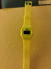 yellow and black digital watch Escondido, 92026