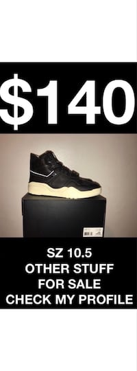 RONNIE FIEG KITH JUST US FRIENDS AND FAMILY BLACK PONY M110 1 OF 60 PAIRS SZ 10.5 BUT RUN LIKE AN 11   New York, 10012