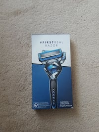 blue and black Razor shaver box Whitby, L1R 3A1
