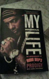 Rap artist prodigy my life biography brand new