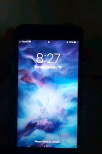 iPhone 6S plus cracked screen Hillcrest Heights, 20746