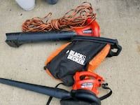 black & decker leaf blower Herndon, 20170
