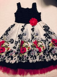 Beautiful girls party dress Vancouver, V6R 2B5