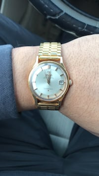 Omega constellation 18k gold. Fords, 08863