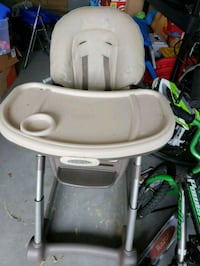 Graco 3 in 1 high chair Lawrence Township, 08648