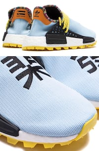 adidas by Pharrell Williams Hu NMD / Clear Sky Woodbridge, 22191