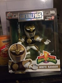 White Ranger metal fig  Thurmont, 21788