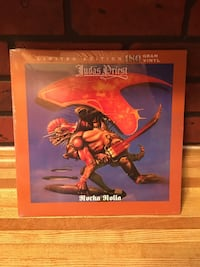 Record Album Vinyl LP Judas Priest Toronto, M1V 1Z6