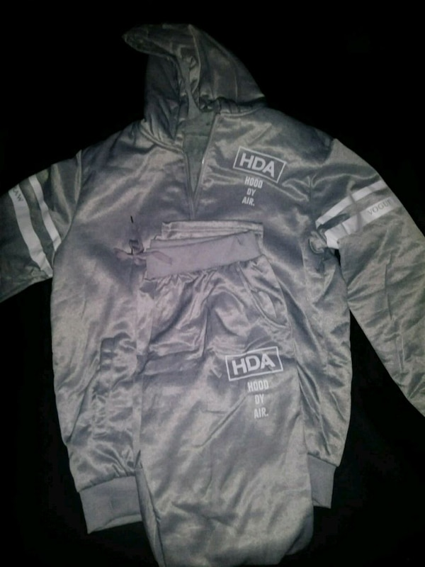 4df9ee6d6d Used HDA sweatsuit imported fabrics for sale in Oakland - letgo