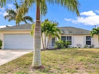 HOUSE For Rent 3BR 2BA Cape Coral