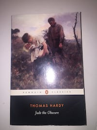 Paperback Penguin Classics: Thomas Hardy Jude the Obscure Toronto, M5G 2H6